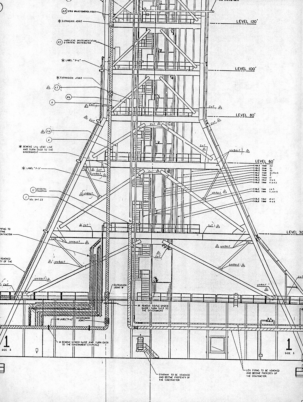 Space Shuttle Launch Tower Diagram (page 4) - Pics about space