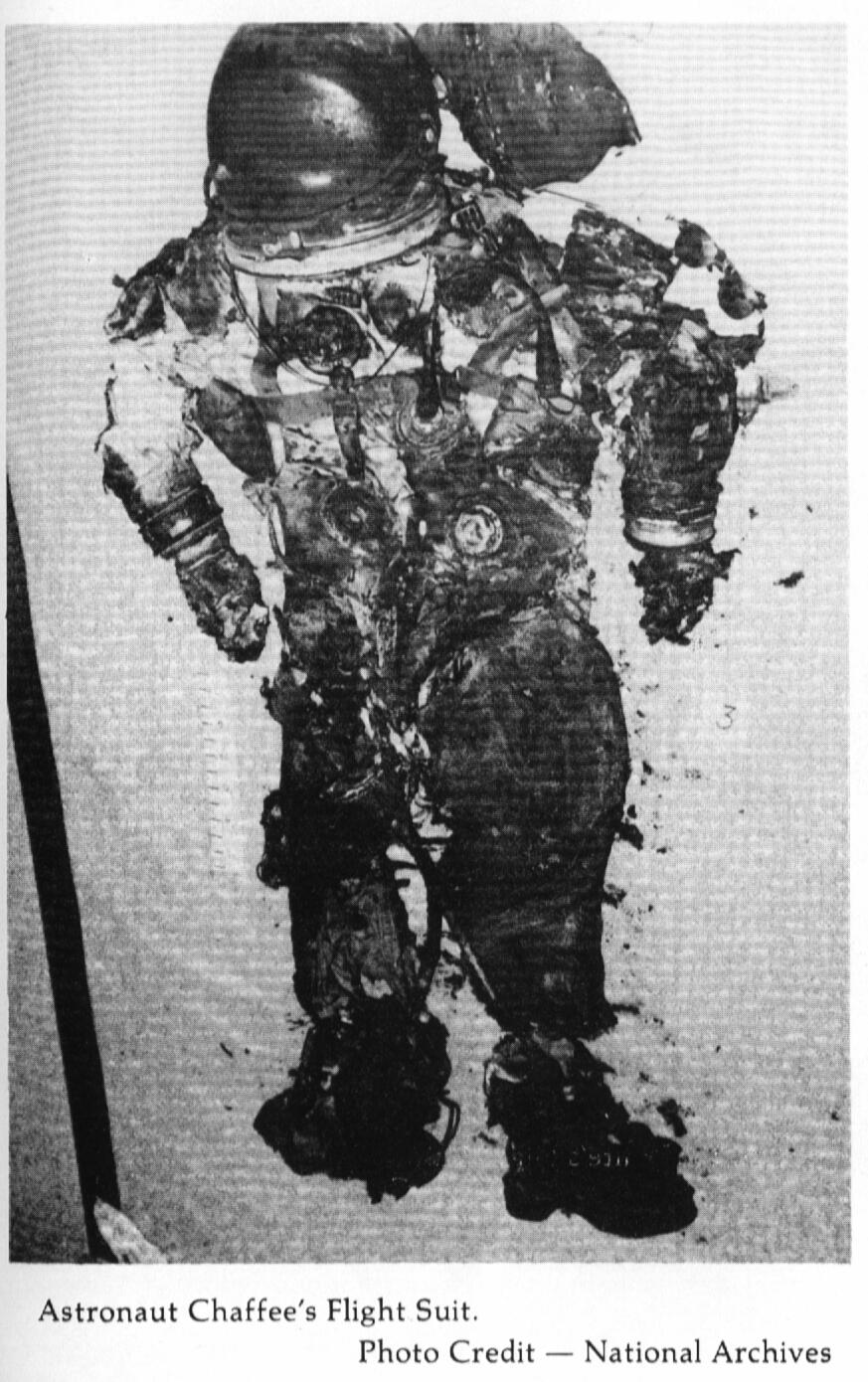 apollo 1 bodies - photo #5
