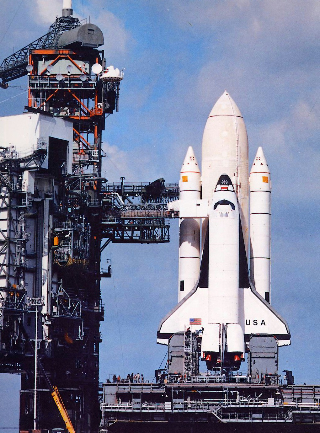hd space shuttle sts 1 - photo #23