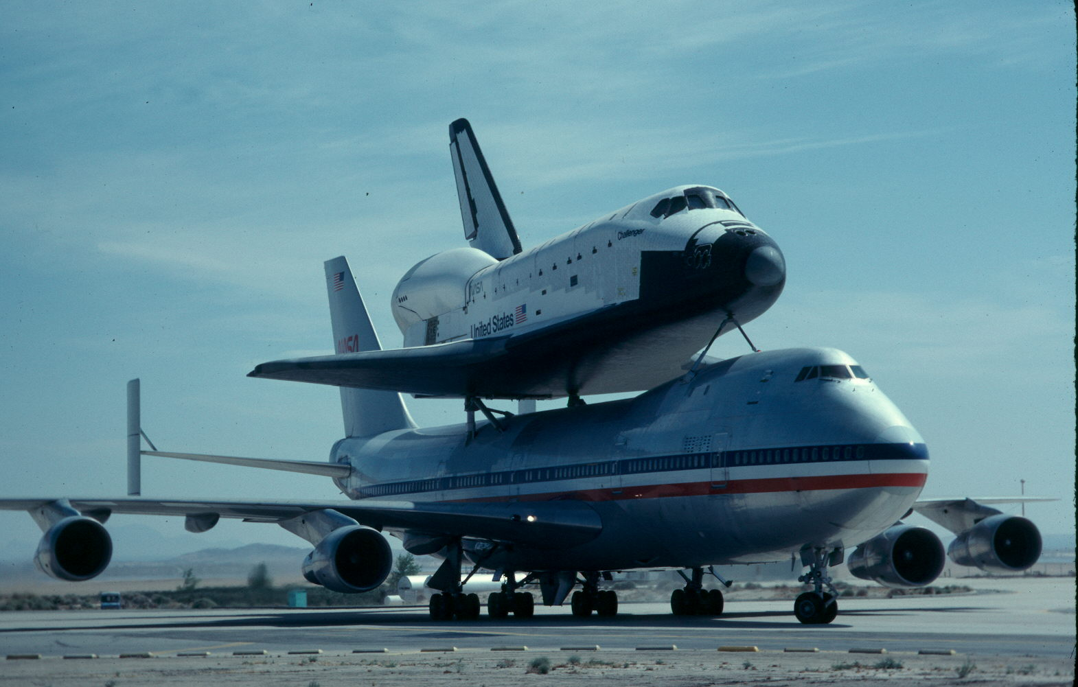 Space Shuttle Challenger 1983 - Pics about space