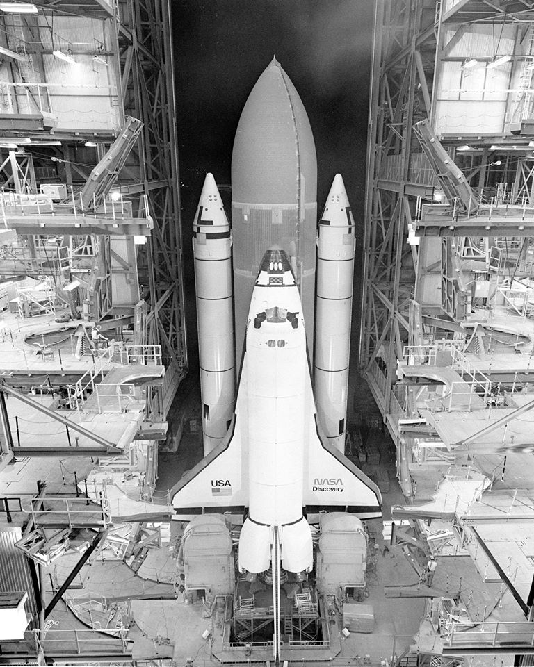 space shuttle discovery 1984 - photo #6