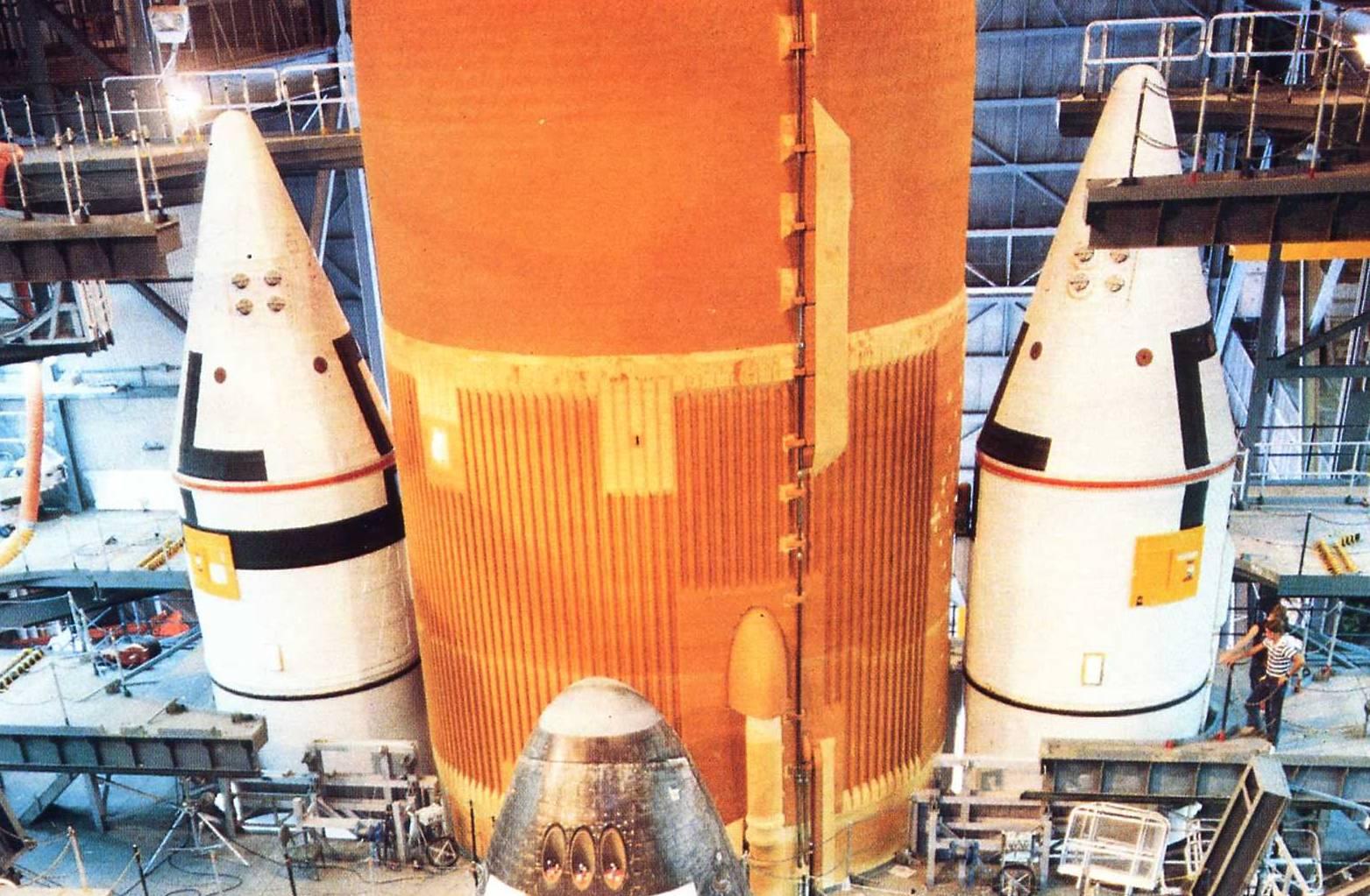 space shuttle srb - photo #18