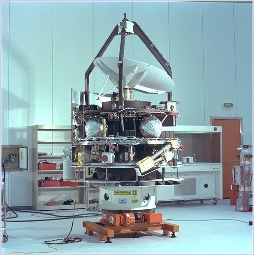 Giotto Spacecraft Rocket 1985 (page 3) - Pics about space