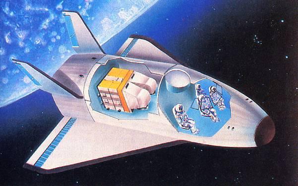 hermes space shuttle - photo #28