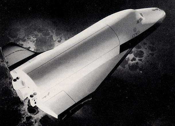 hermes space shuttle - photo #32