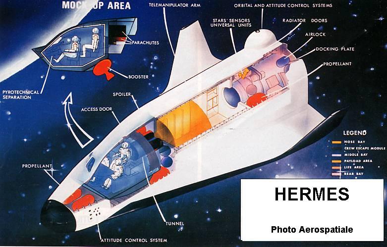 hermes space shuttle - photo #34